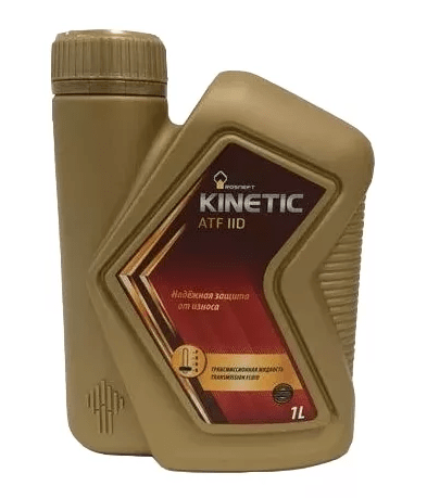 Масло трансмиссионное  РосНефть Kinetic ATF II 1 л
